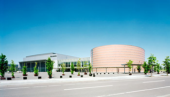 Picture of the Sapporo Convention Center